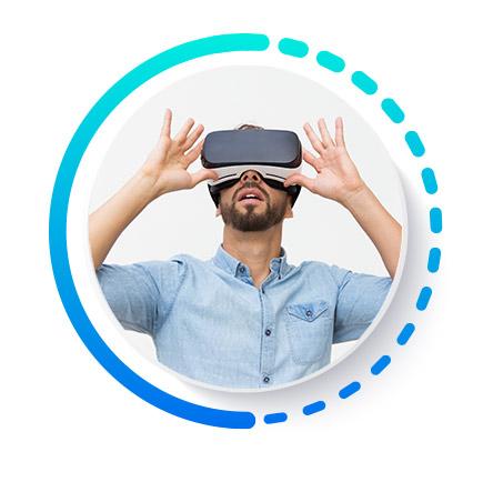 3d renders Marbella VR virtual